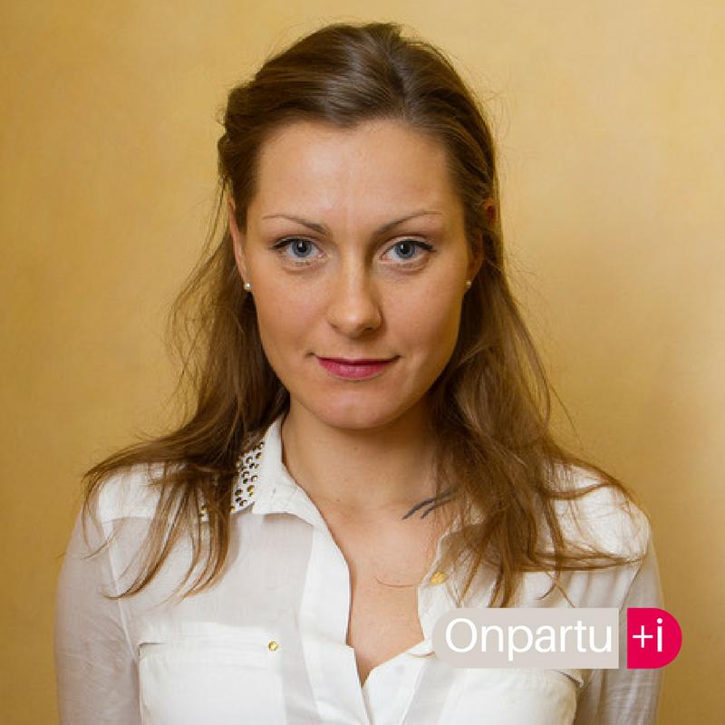 Natalia Garstecka on mentoring for Onpartu