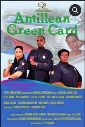 ANTILLEAN GREEN CARD