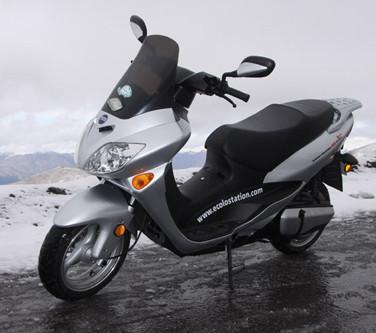 scooter électrique 80l6