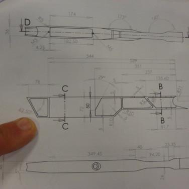 VTT electrique EVO1 plan
