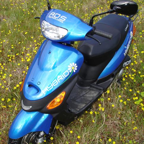Developpement Scooter Hybride