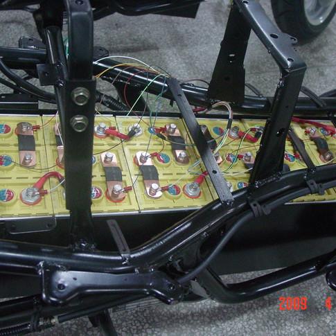 scooter electrique lithium