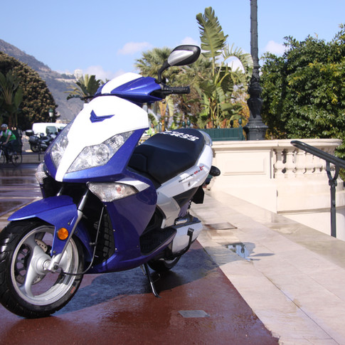 scooter electrique ads