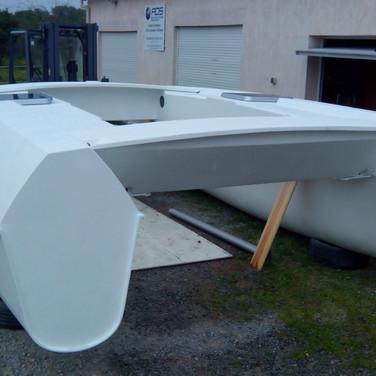 catamaran electrosolaire