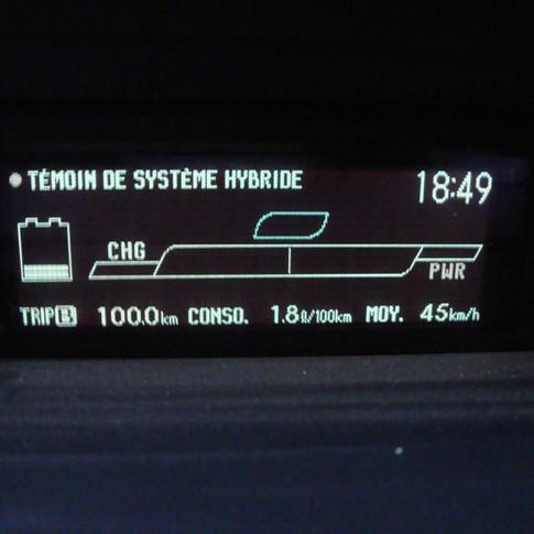 Prius plug-in proto