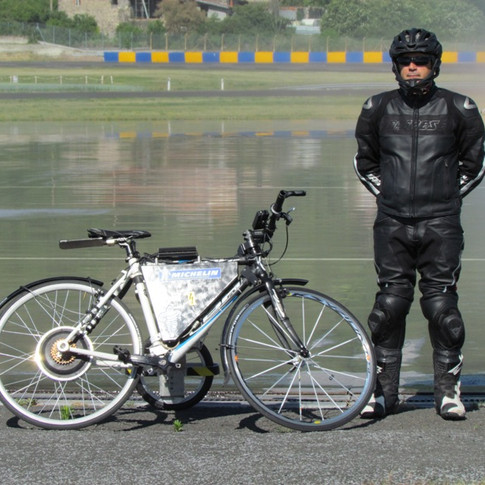 velo d'essai Michelin