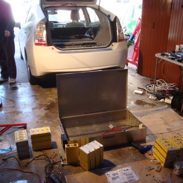 Prius 3 plug-in proto
