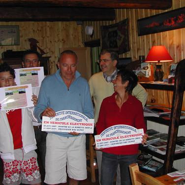 traversée des alpes electrique2007 p