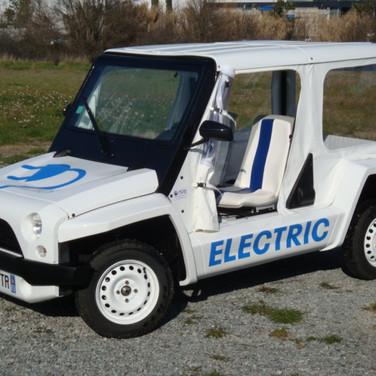 voiture sans permis electrique