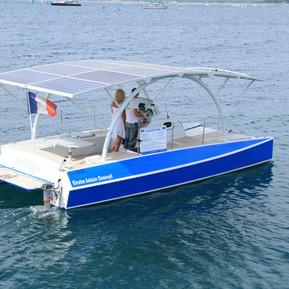 Catamaran EcoloStation