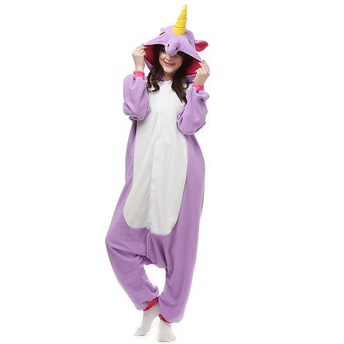 Purple Magical Unicorn Onesie