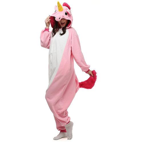 Pink Magical Unicorn Onesie