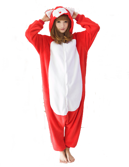 Red Fox Onesie