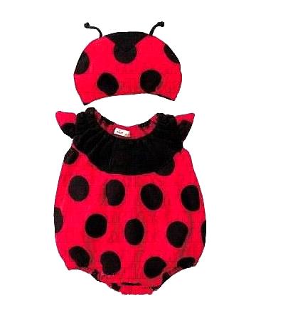 Lady Bug Onesie
