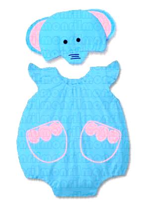 Elephant Onesie