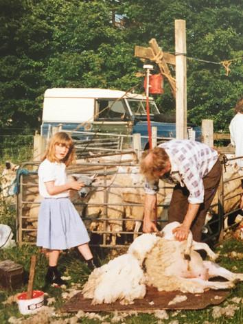 Shearing Team