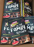 SuperPowers of the Family Kitchen Books