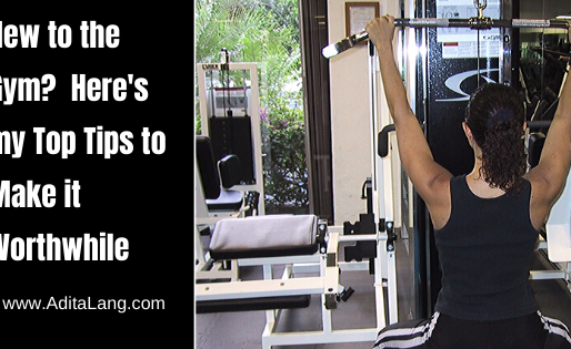 New to the Gym?  Here's my Top Tips to Make it Worthwhile