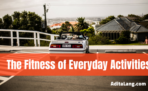 The Fitness of Everyday Activities