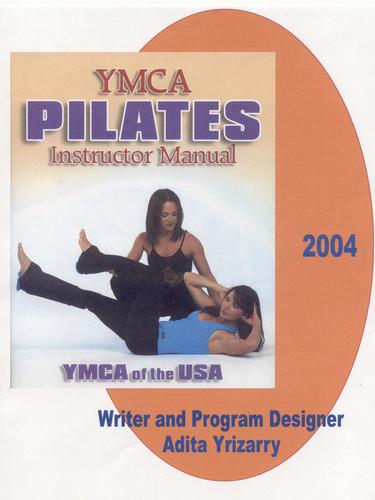 YMCA Pilates Mat Instructor Training Boo