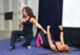 Adita Lang Teaching Fitness Professionals in Miami, FL