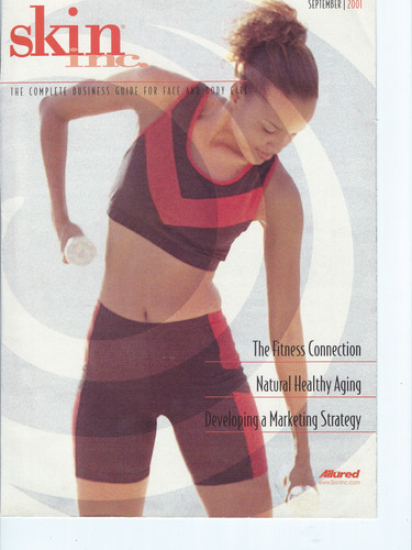 Skin Magazine Implement Fitness with Adi