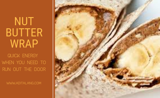 Nut Butter Wrap