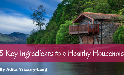 5 Key Ingredients to a Healthy Household