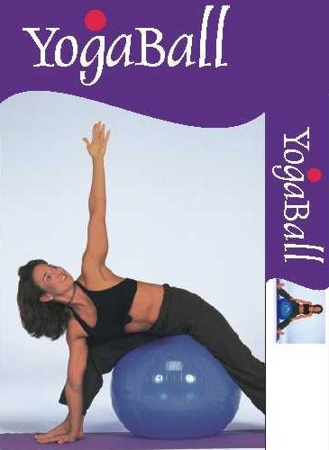YogaBall Video Cover Created by Adita Yr