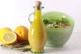 Tangy Ginger Dressing