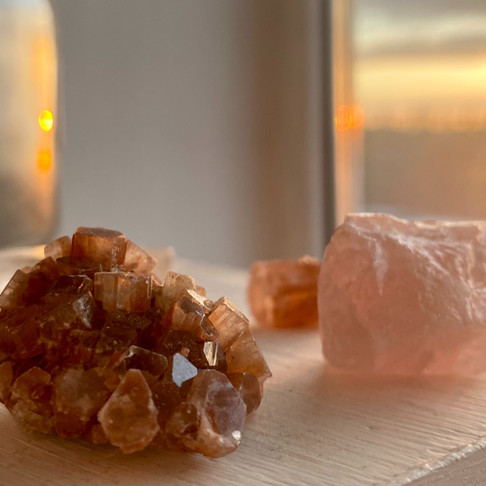 Boosting Mind & Body: Headspace, Crystal Collecting and NM Fitness