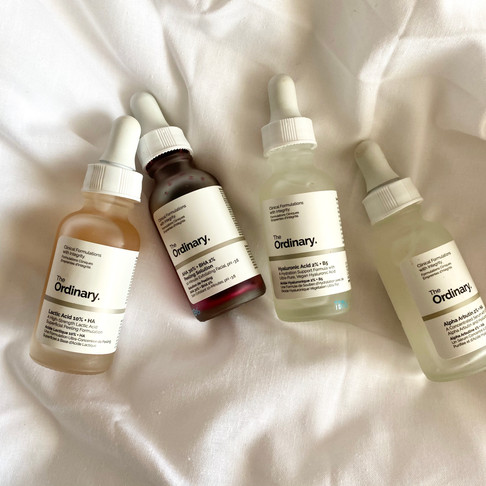 The Ultimate Skincare UPDATE: The Ordinary, Clean & Clear and Face Halo