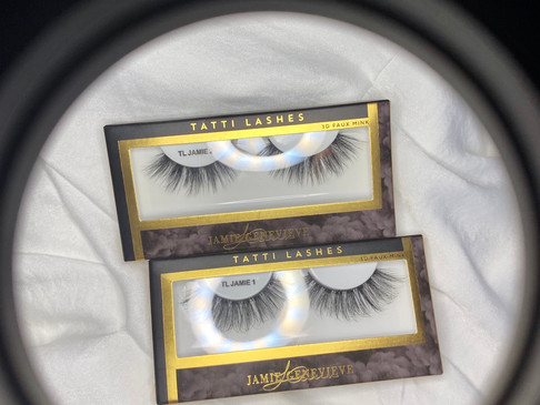 Eyelash Dreams with TATTI LASHES X Jamie Genevieve
