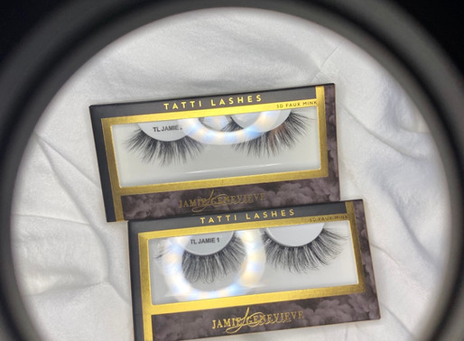 Eyelash Dreams with TATTI LASHES X Jamie Genevieve