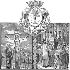 Veja a relação entre o Calvário e a Missa