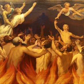 Oração de Santa Gertrudes pelas almas do purgatório