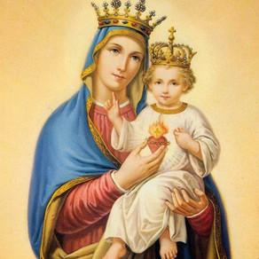 Oração a Nossa Senhora do Sagrado Coração