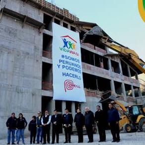 Primeiro hospital pediátrico de câncer no Peru e na América do Sul, é apoiado pela Igreja Católica