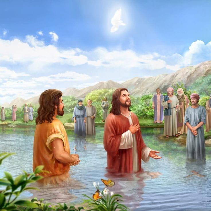 Batismo de Nosso Senhor Jesus Cristo