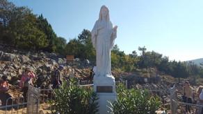 Mensagem de Nossa Senhora em Medjugorje - 25/04/2021