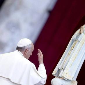 Oração do Papa Francisco contra o coronavirus: 'Maria, nós nos entregamos a Ti'