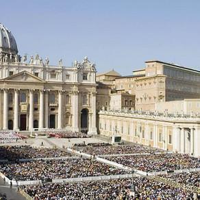 Vaticano nega que o Papa tenha felicitado casal gay brasileiro