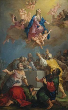 Assunção de Nossa Senhora ao Céu