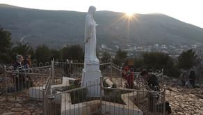 Mensagem de Nossa Senhora em Medjugorje - 25/11/2020