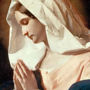 Oração a Maria, para seus fieis servos