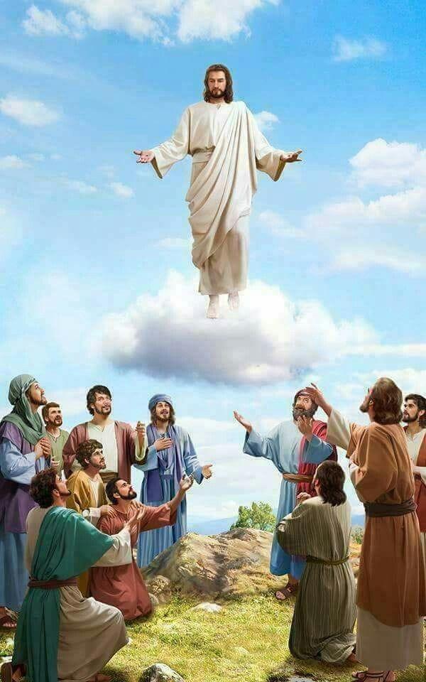 Ascensão admirável de Jesus Cristo ao Céu