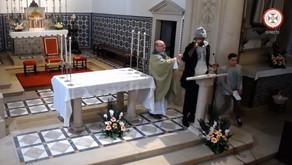 Imigrante interrompe missa em Portugal e pede para a Igreja sair da África