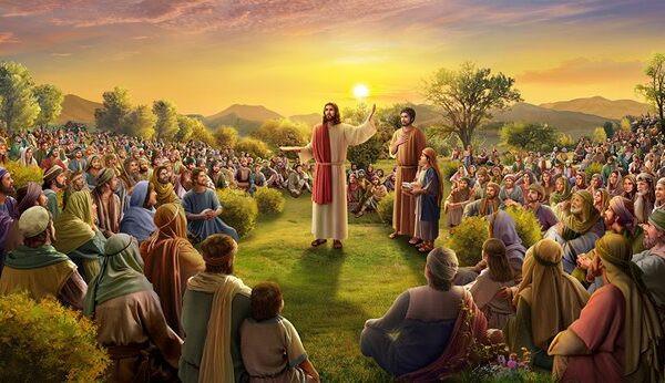 Felizes os pobres em espírito, porque é deles o Reino dos Céus