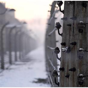 jovens protagonistas da paz em Auschwitz, a exemplo de Pe Kolbe