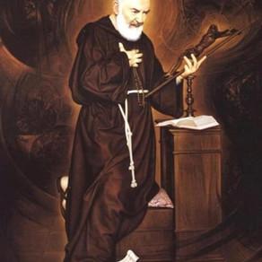 Reze o terço de libertação de São Padre Pio